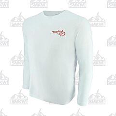 "Reel Life Men's Long Sleeve ""Merica"" Shirt"