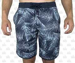 "Reel Life Men's Boardwalk ""Palm Print"" Shorts"