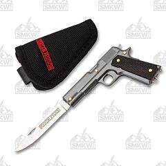 Rough Ryder Classic M1911 Pocket Pistol Pal Gunmetal Gray