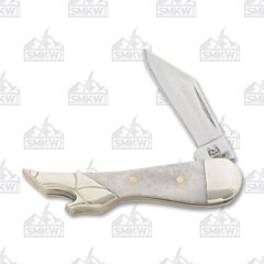 Rough Ryder Natural Smooth Bone Mini Lady Leg