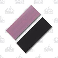 Rough Ryder Handle Slab Black and Pink G-10
