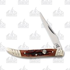 Rough Ryder Brown Stag Bone Small Toothpick