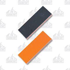 Rough Ryder Handle Slab Black and Orange G-10