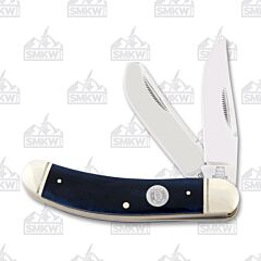Rough Ryder Blue Smooth Bone Sowbelly Trapper