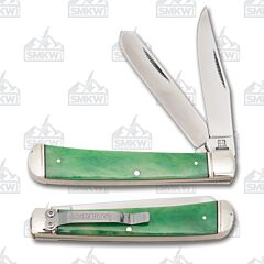 Rough Ryder Working Man Pocket Clip Trapper