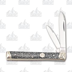 Rough Ryder Silver Sparkle Doctors Knife