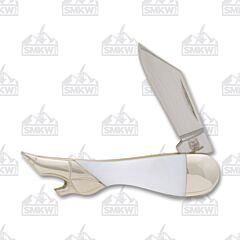 Rough Ryder White Pearl Small Lady Leg