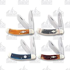 Rough Ryder Sowbelly Trapper Set of 4