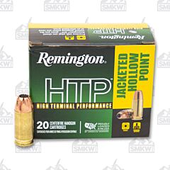 Remington HTP Ammo 45 Auto 230 Grain JHP 20 Rounds