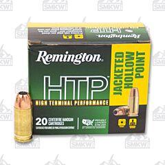Remington HTP Ammo 45 Auto 230 Grain JHP 20 Rounds