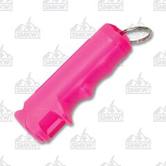 Sabre Ruger Pepper Gel with Pink Flip Top