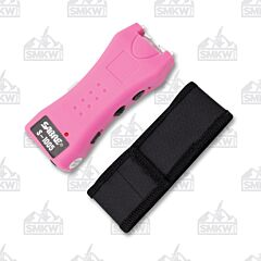 Sabre S-1005 Stun Gun Plus Flashlight Pink