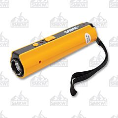 Sabre S-1006 Concealable Stun Gun Plus Flashlight Yellow