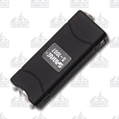 Sabre S-1007 Short Stun Gun Plus Flashlight Black