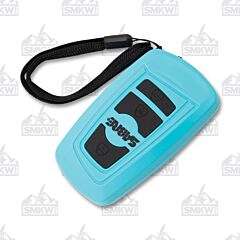 Sabre 3 in 1 Stun Gun Safety Tool Key Fob Blue