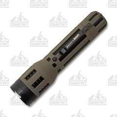 Sabre Tactical Stun Gun with LED Flashlight Green Model S2000SF-GR