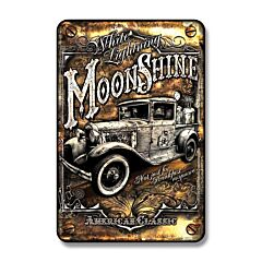 Signs 4 Fun Moonshine Tin Sign