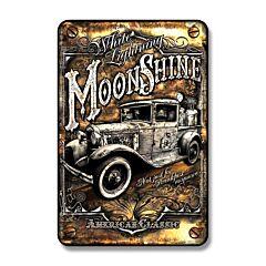 Signs 4 Fun Moonshine Tin Sign