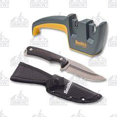 Smith's EdgeSport Knife & Sharpener Combo