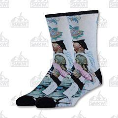 Oooh Yeah! Sailor Men's Crew Socks