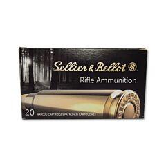 Sellier & Bellot 308 Winchester 147 Grain Full Metal Jacket 20 Rounds
