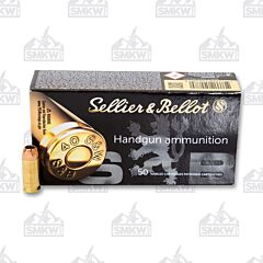 Sellier & Bellot Ammo 40 S&W 180 Grain Jacketed Hollow Point 50 Rounds
