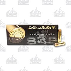 Sellier and Bellot .460 S&W Mag 255 Grain JHP 20 Rds