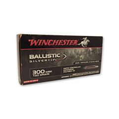 Winchester Ballistic Silvertip 300 WSM 150 Grain Rapid Controlled Expansion Polymer Tip 20 Rounds