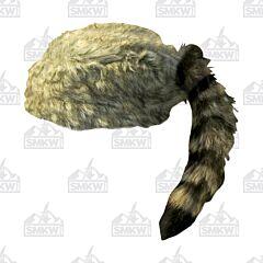 Coonskin Cap Medium