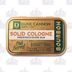 Duke Cannon Solid Cologne Bourbon