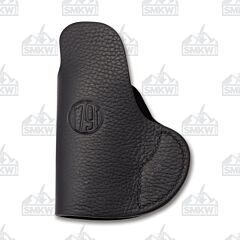 1791 Gunleather Night Sky Black SCH Right Hand Multi-Fit IWB Smooth Concealment Holster Size 0