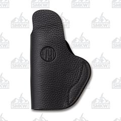 1791 Gunleather Night Sky Black SCH Right Hand Multi-Fit IWB Smooth Concealment Holster Size 1