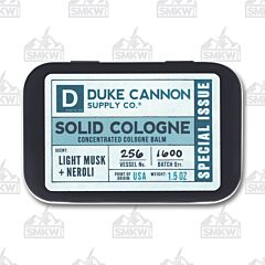 Duke Cannon Solid Cologne Light Musk & Neroli