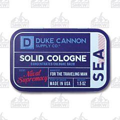 Duke Cannon Cologne Sea