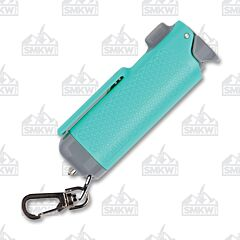 Sabre Pepper Gel Safe Escape 3-in-1 Auto Tool Mint Green