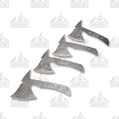 Southern Grind Wasp Throwing Axe Set