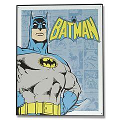 Batman - Retro Panels Tin Sign