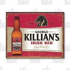 Killian's Irish Red Tin Sign