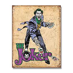 The Joker Tin Sign