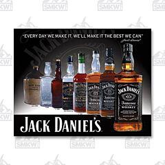 Jack Daniel's Tin Sign