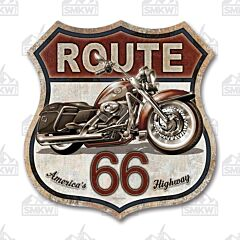 Rout 66 America's Highway Tin Sign