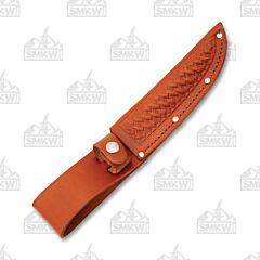"5"" Leather Straight Knife Sheath"