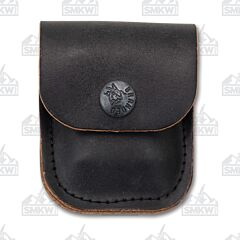 Black Leather Lighter Sheath