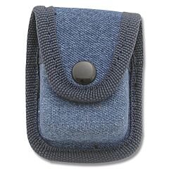 Denim Nylon Sheath fits Standard Size Zippo Lighters
