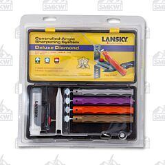 Lansky Deluxe Diamond Sharpening System