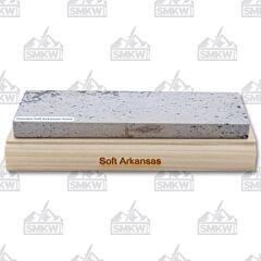 RH Preyda Soft Arkansas Bench Stone