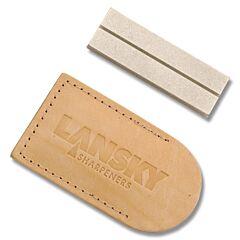 "Lansky 3"" Diamond Pocket Stone with Pouch"
