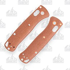 Benchmade Mini Bugout Scales Copper