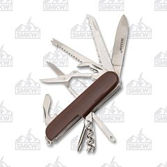 Maxam 16 Function Knife Brown