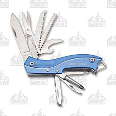 Sheffield Lassen 13-in-1 Multi-tool